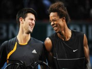 Chi tiết Djokovic - Monfils: 3 break liên tiếp (KT)