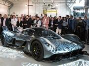 Aston Martin AM-RB 001 giá 89 tỷ đồng vẫn đắt khách