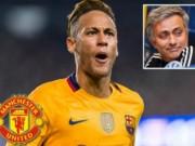 Bóng đá - Lương 40 triệu euro, Neymar suýt gia nhập MU & PSG
