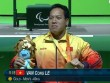Người hùng Lê Văn Công xuất sắc nhất Paralympic ngày 1