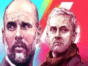 Bóng đá - Tiết lộ: 2 kiểu rèn quân độc, lạ của Mourinho và Pep