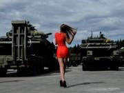Thế giới - Dàn vũ khí khủng của Nga tại triển lãm Army 2016