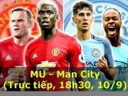 Bóng đá - MU – Man City: Siêu đại tiệc Ngoại hạng Anh