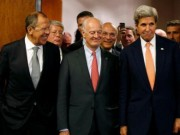 Thế giới - Nga và Mỹ đạt được thỏa thuận ngừng bắn ở Syria