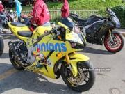 Thế giới xe - Honda CBR600F ấn tượng với dàn áo phong cách Minions độc đáo