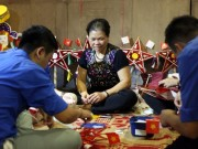 Tin tức trong ngày - Đến phổ cổ Hà Thành chơi đồ trung thu truyền thống