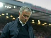 Bóng đá - Thua trận, Mourinho đổ lỗi cho các cầu thủ và trọng tài