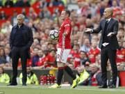 Bóng đá - Chùm ảnh derby Manchester: Cảm xúc thăng trầm