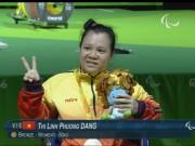Paralympic: Thắng Trung Quốc, VĐV Việt Nam giành HCĐ
