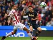Bóng đá - Stoke - Tottenham: SAO Hàn Quốc rực sáng