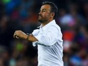 Bóng đá - Barca: Enrique nhận lỗi, thừa nhận thua trí đồng nghiệp