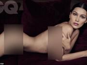 """Thời trang - """"Người mẫu của năm 2016"""" táo bạo khỏa thân trên tạp chí"""