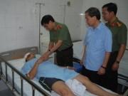 Tin tức trong ngày - Trung uý cảnh sát tử vong vì bị xe đâm khi đi tuần tra