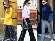 Victoria Beckham mặc đồ đi làm như thế nào?