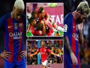 Bóng đá - Barca thua sốc vì xoay vòng quá đà: Giá của tự mãn