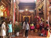 Phim - Choáng ngợp cảnh trong nhà thờ Tổ 100 tỷ của Hoài Linh