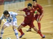 Bóng đá - Chi tiết futsal Việt Nam - Guatemala: Quả penalty bước ngoặt (KT)