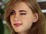 """Công nghệ thông tin - Xuất hiện robot xinh đẹp như """"hot girl"""""""