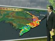 Tin tức trong ngày - Dự báo thời tiết VTV 12/9: Áp thấp nhiệt đới có thể mạnh lên thành bão