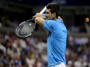 Thể thao - Bị Wawrinka áp chế, Djokovic cáu giận đập vợt