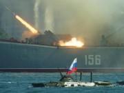 Thế giới - Nga - Trung Quốc bắt đầu tập trận lớn tại Biển Đông