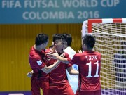 Bóng đá - ĐT futsal VN thăng hoa: Vui đã, Paraguay & Ý tính sau