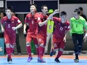 Bóng đá - World Cup Futsal: Việt Nam chào sân ấn tượng