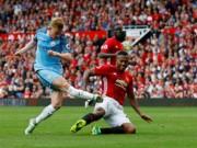Bóng đá - Tiêu điểm V4 NHA: Tiệc bàn thắng mừng Man City lên đỉnh