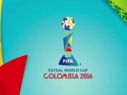 Bảng xếp hạng bóng đá - Bảng xếp hạng Futsal World Cup 2016