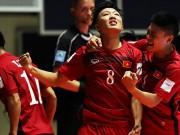 Bóng đá - Futsal Việt Nam thắng lớn, báo chí quốc tế sững sờ