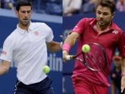 Thể thao - Đỉnh cao Djokovic - Wawrinka: Đôi công nghẹt thở