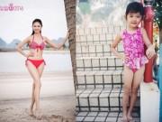 Tân á hậu VN Thùy Dung hé lộ loạt ảnh  xinh từ bé