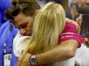 Thể thao - Bồ xinh: Động lực để Wawrinka vô địch US Open