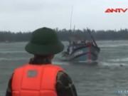 Video An ninh - Tin bão khẩn: Bão số 4 sắp đổ bộ miền Trung