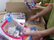 Thị trường - Tiêu dùng - Chặn đứng lô hàng đồ chơi Trung Quốc nguy hiểm