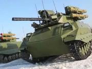 """Thế giới - Robot chiến đấu tự động """"Gió lốc"""" Nga sẵn sàng tham chiến"""
