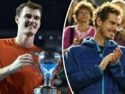 """Thể thao - Tin thể thao HOT 12/9: Anh trai tự tin """"vượt mặt"""" Murray"""