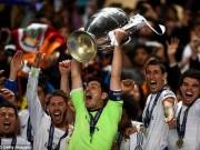 """Bóng đá - """"Nhẵn mặt"""" nhất Champions League: Có Ronaldo, không Messi"""