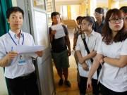 Giáo dục - du học - Thi THPT Quốc gia 2017: Hội Toán học VN phản đối thi trắc nghiệm môn Toán