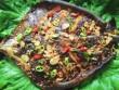 Giòn thơm cá đuối nướng Quảng Bình