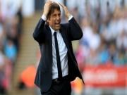 Bóng đá - Chelsea vẫn phòng ngự tồi, Conte bất lực
