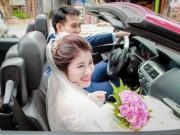 Bạn trẻ - Cuộc sống - Choáng màn rước dâu 100 xe ô tô của cặp đôi Sơn La
