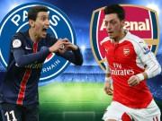 Bóng đá - PSG - Arsenal: Lần đầu tiên đáng nhớ