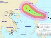 Tin tức trong ngày - Siêu bão có sức gió giật cấp 17 đang tiến gần Biển Đông