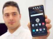Thời trang Hi-tech - Trên tay LG V20 dùng camera kép 16MP, RAM 4GB