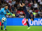 """Bóng đá - PSG - Arsenal: Bàn thắng siêu tốc & những """"chân gỗ"""""""