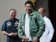 Thế giới - Tổng thống Philippines: Từ nay thôi tuần tra chung với Mỹ