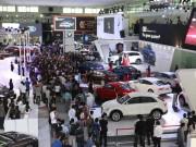 Tư vấn - Gần 100 mẫu xe mới sẽ ra mắt tại Vietnam Motor Show 2016