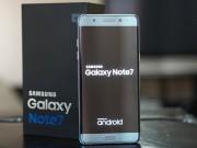Dế sắp ra lò - Samsung giúp người dùng kiểm tra lỗi Galaxy Note 7 trên web