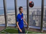 Thể thao - Choáng: Murray ghi bàn huyền thoại kiểu Beckham